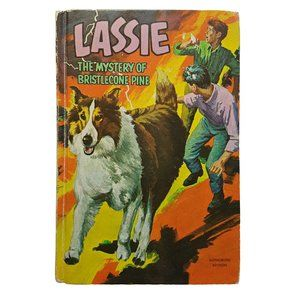 VINTAGE Lassie and the Mystery of Bristlecone Pine